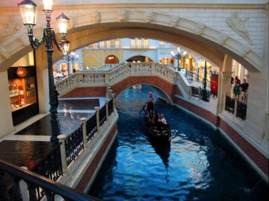 Indoor Boat Rides